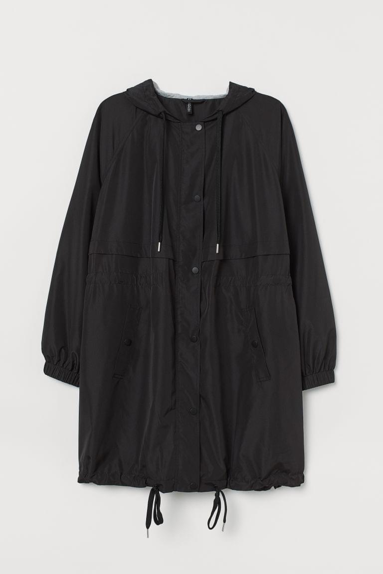 Women's H&M+ Hooded Parka