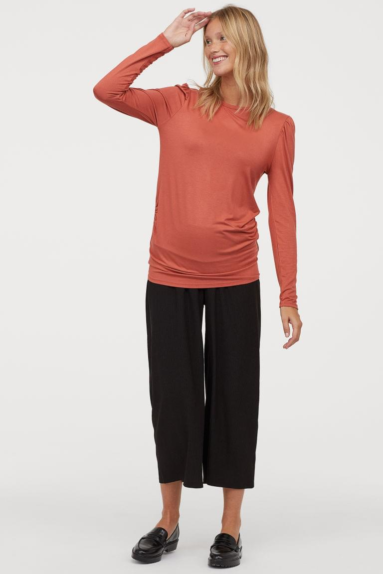 Women's MAMA Cropped Pants