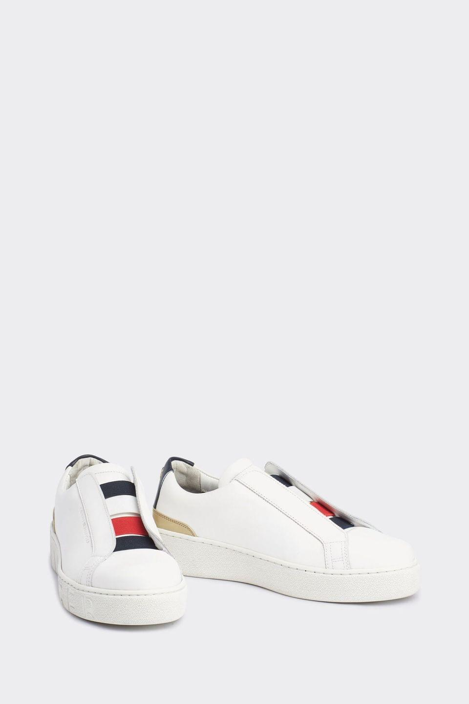 Women's Tommy Hilfiger White Chunky Sole Trainers