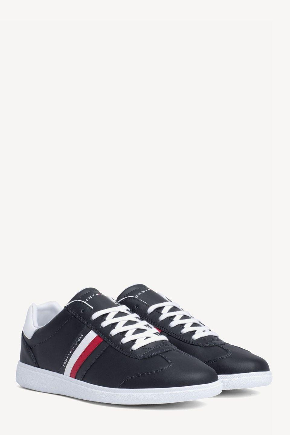Men's Tommy Hilfiger Blue Essential Corporate Trainers