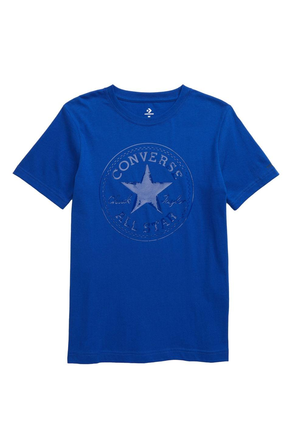 Boy's Converse Chuck Patch T-Shirt (Big Boys)