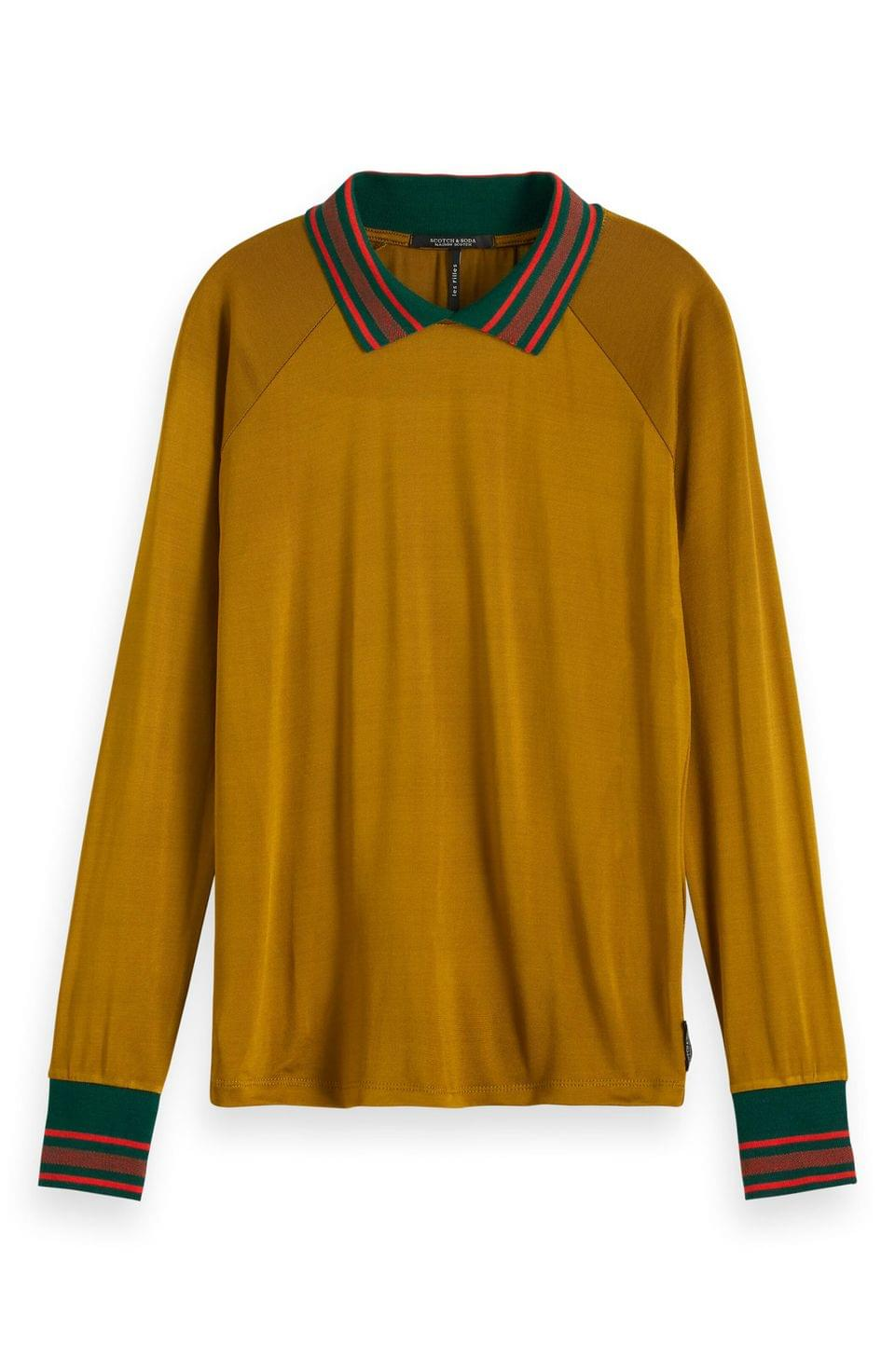 Women's Scotch & Soda Raglan Sleeve Top