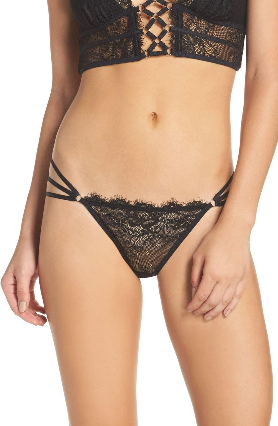 Women's Thistle and Spire Constellation Lace Bikini
