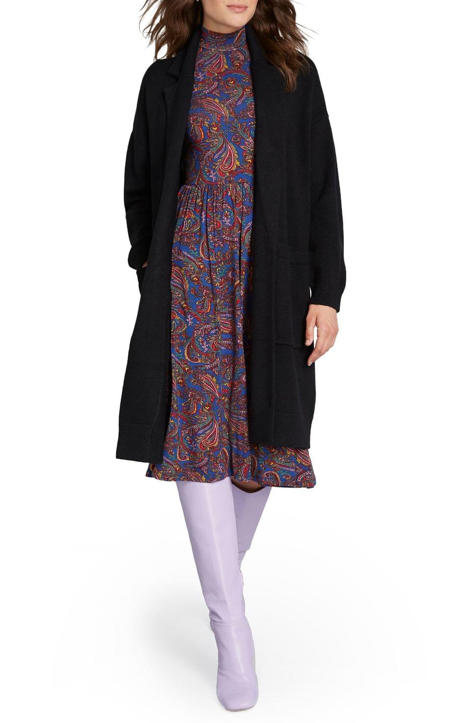 Women's ModCloth Open Front Sweater Coat (Regular & Plus Size)