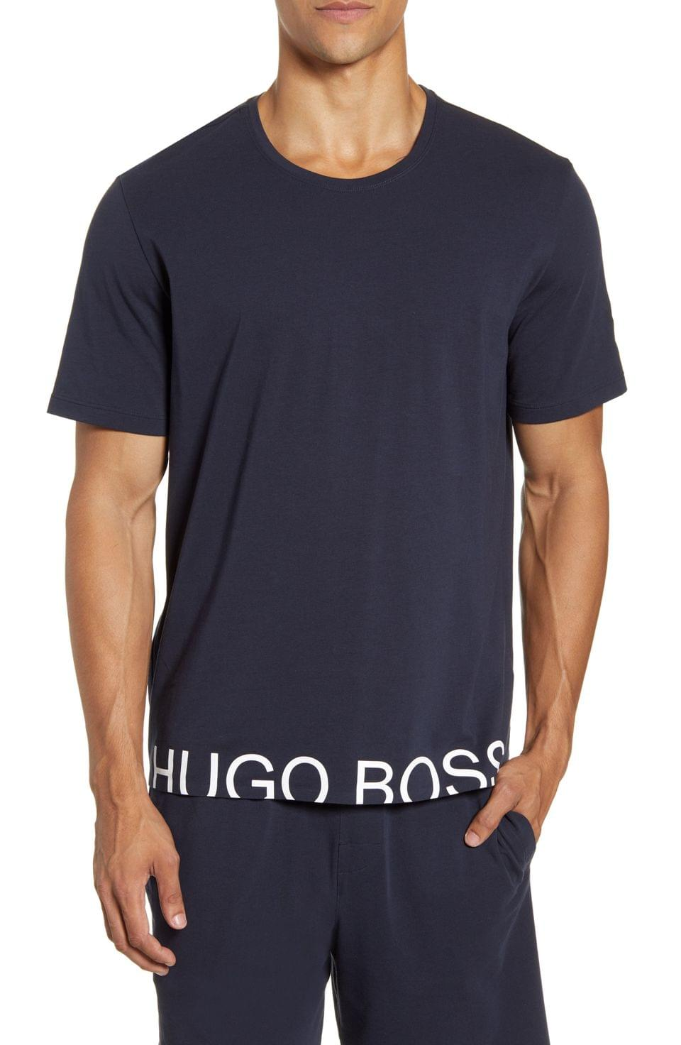 Men's BOSS Identity Crewneck T-Shirt