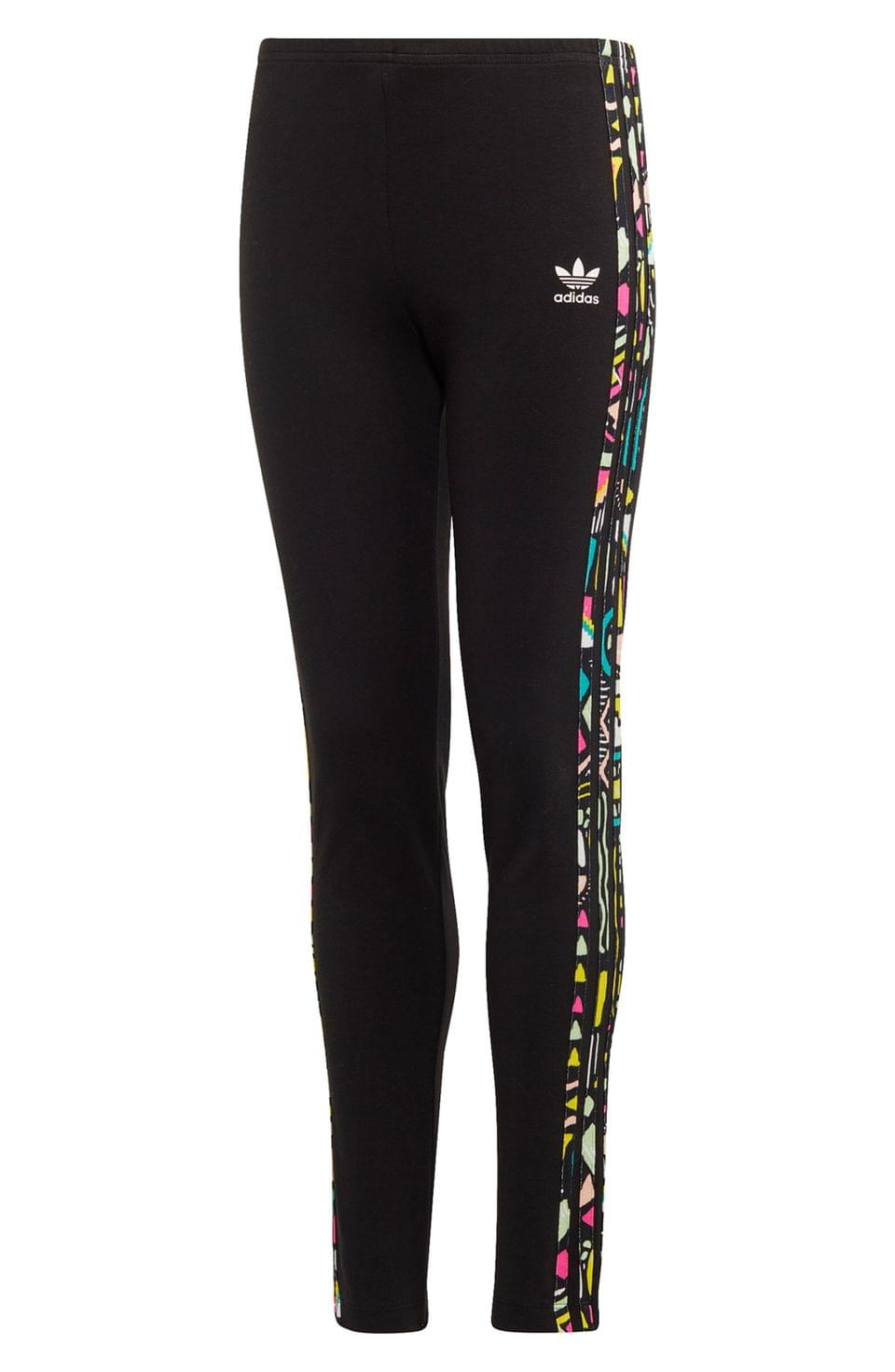 Girls's adidas 3-Stripe Leggings (Big Girls)