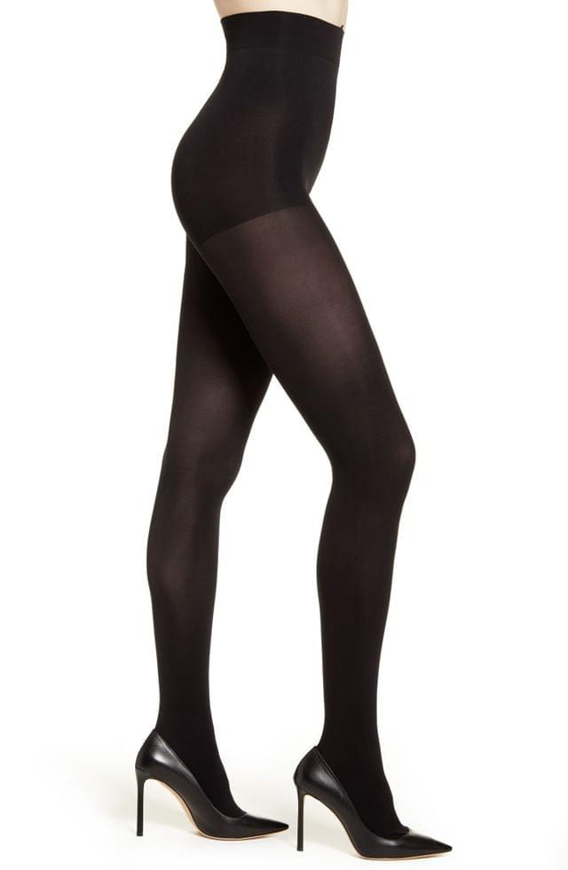Women's Natori Tights Velvet Touch High Heel Tights