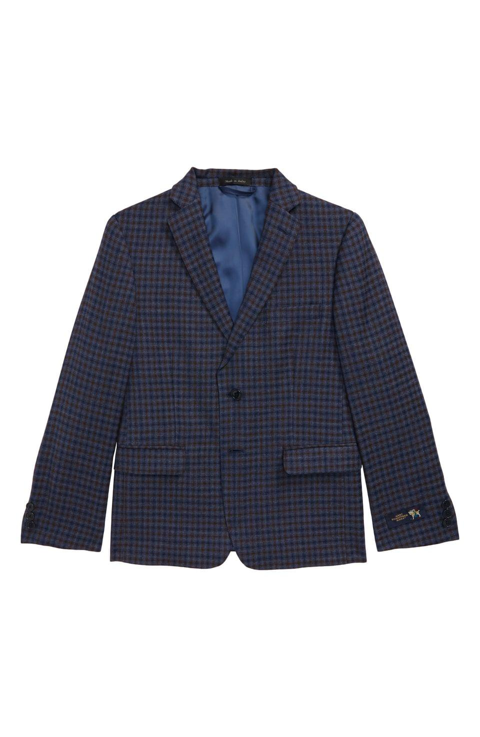 Boy's Hart Schaffner Marx Wool Sport Coat (Big Boys)