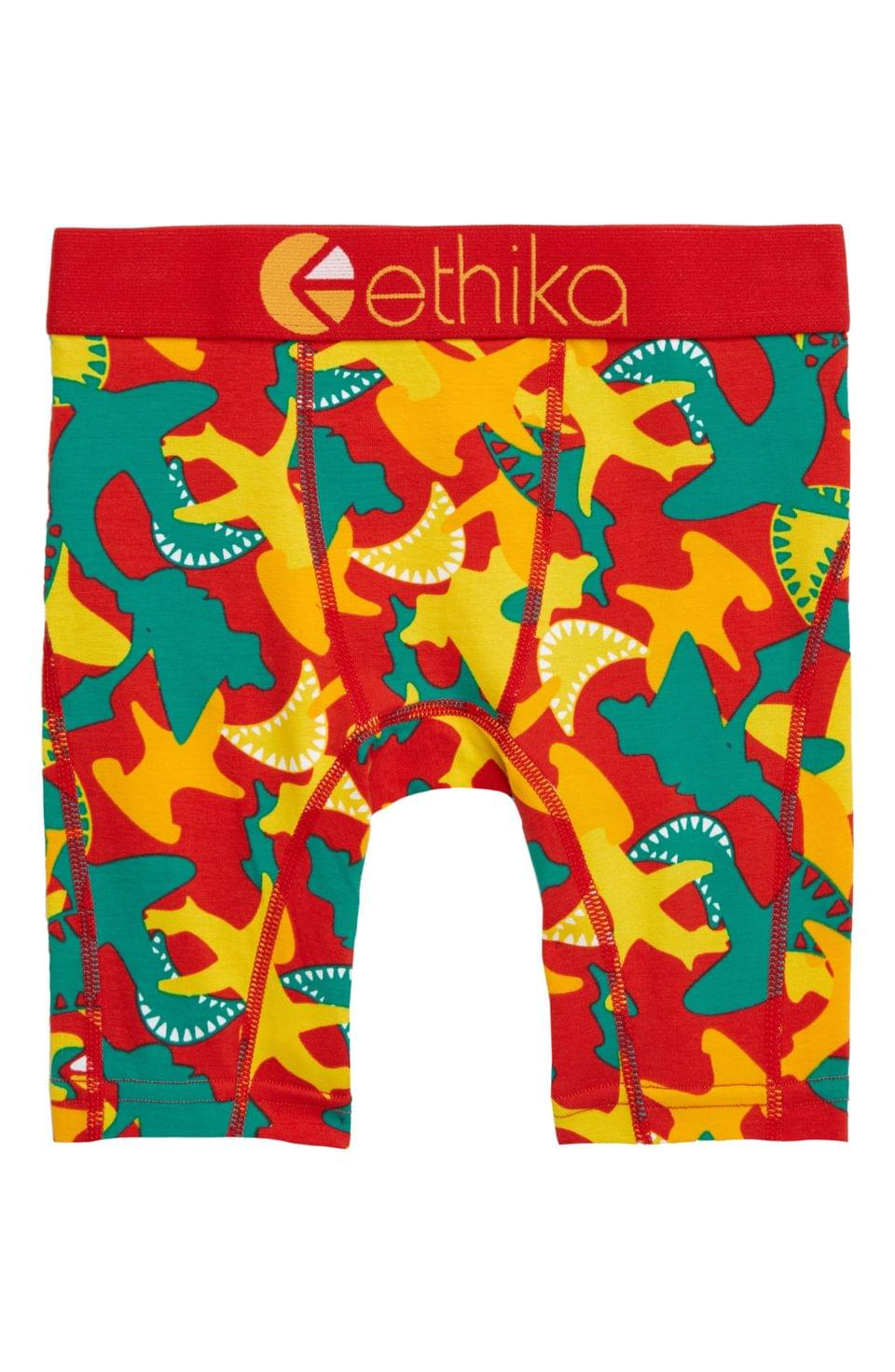 Boy's Ethika Bit Me Sun Boxer Briefs (Little Boys & Big Boys)