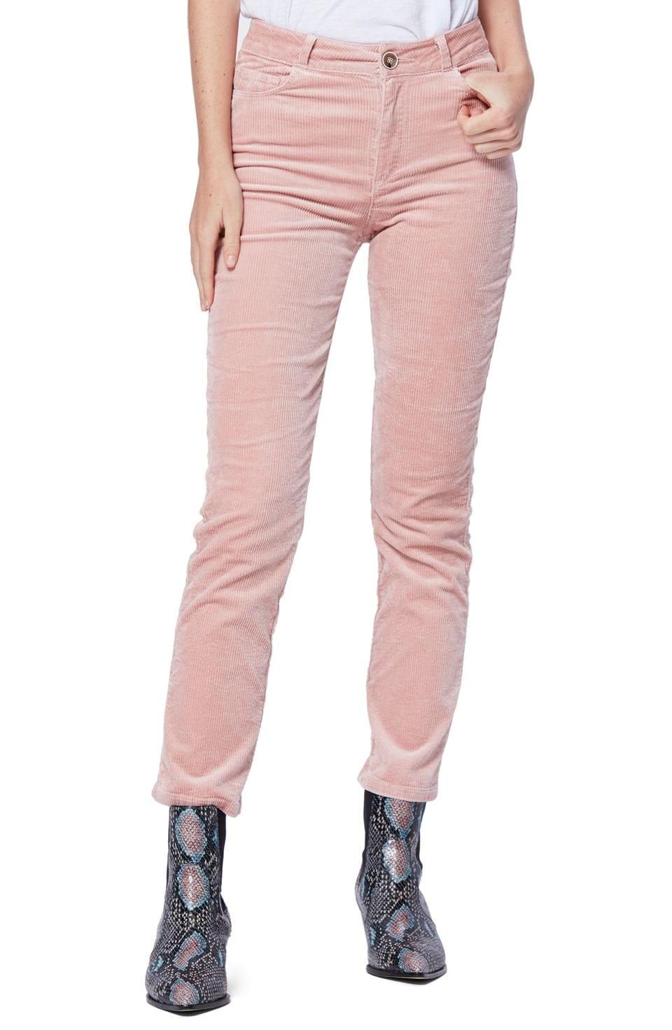 Women's PAIGE Hoxton Slim Fit Corduroy Pants