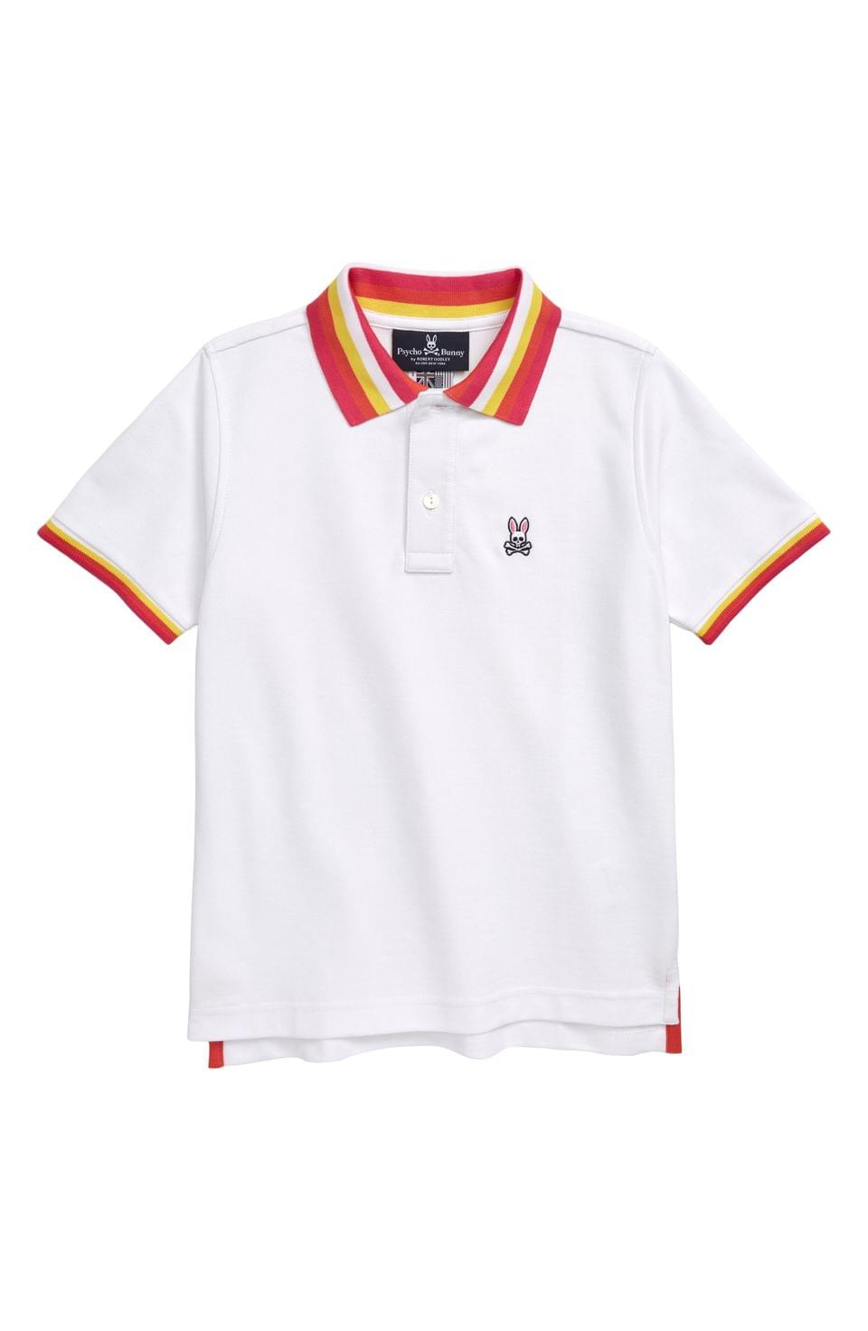 Boy's Psycho Bunny Coniston Polo Shirt (Little Boys & Big Boys)