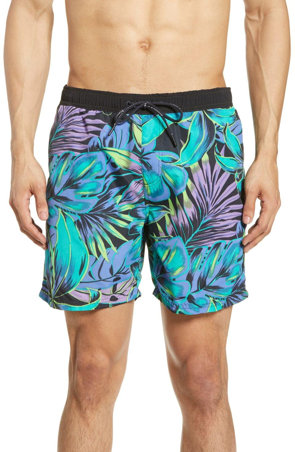 Men's Scotch & Soda Classic Swim Trunks