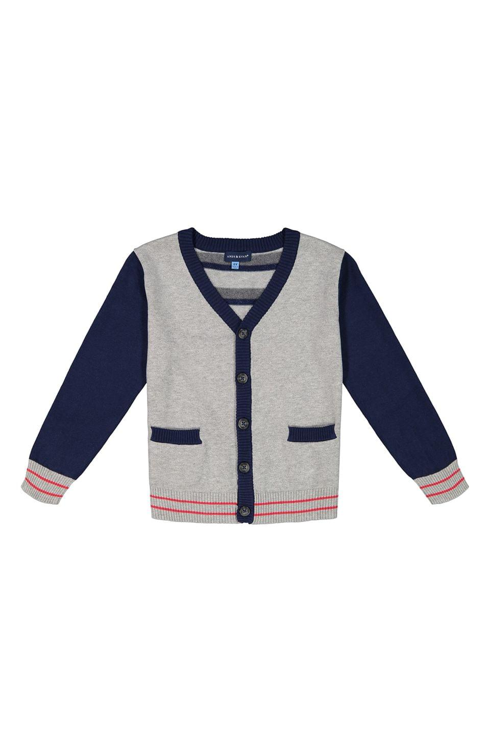 Boy's Andy & Evan Varsity Cardigan (Big Boys)