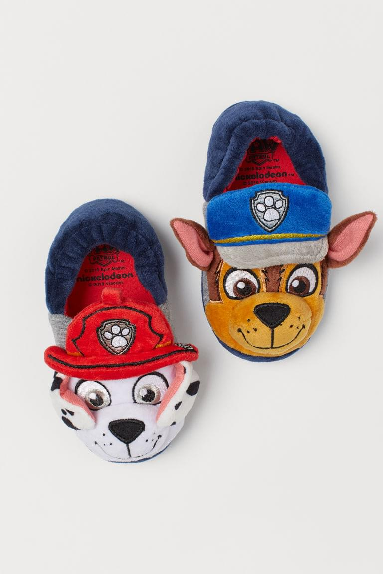 Boy's Soft Slippers