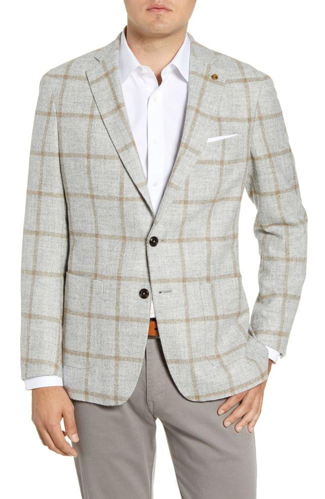 MEN Peter Millar The Winter Excursionist Dawn Sport Coat