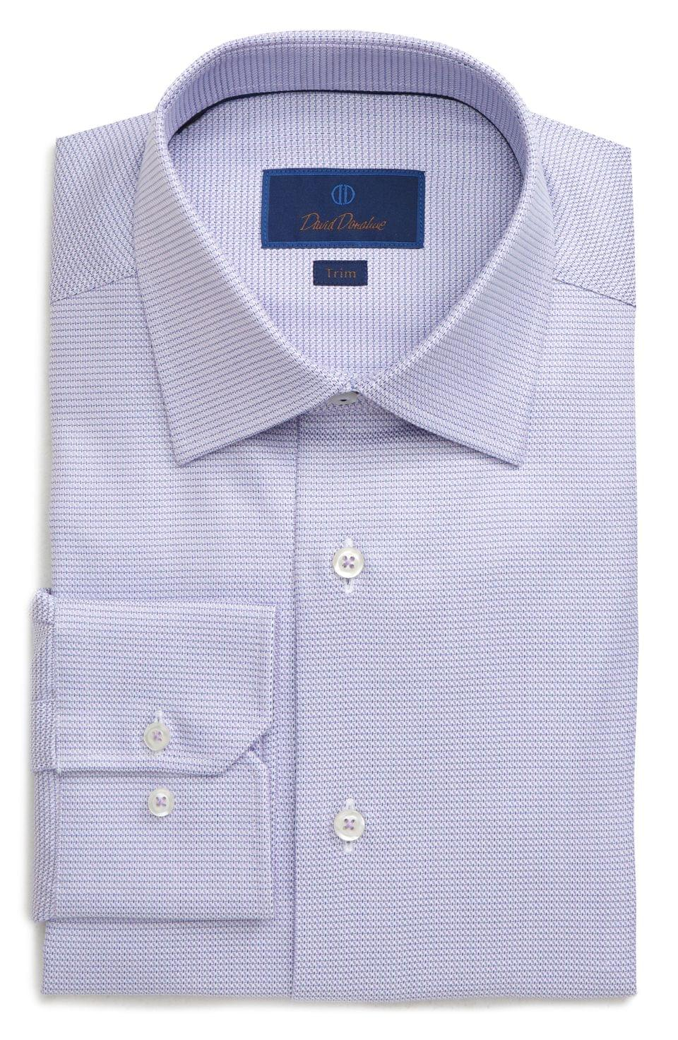 Men's David Donahue Regular Fit Dress Shirt