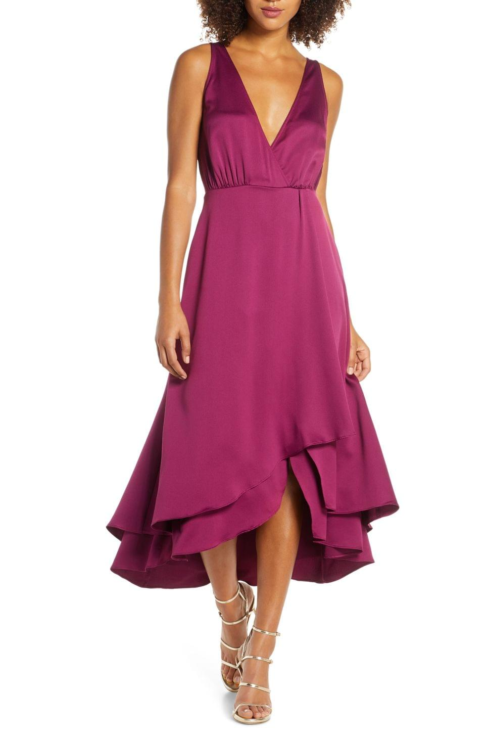 Women's French Connection Alessia Sleeveless Midi Dress