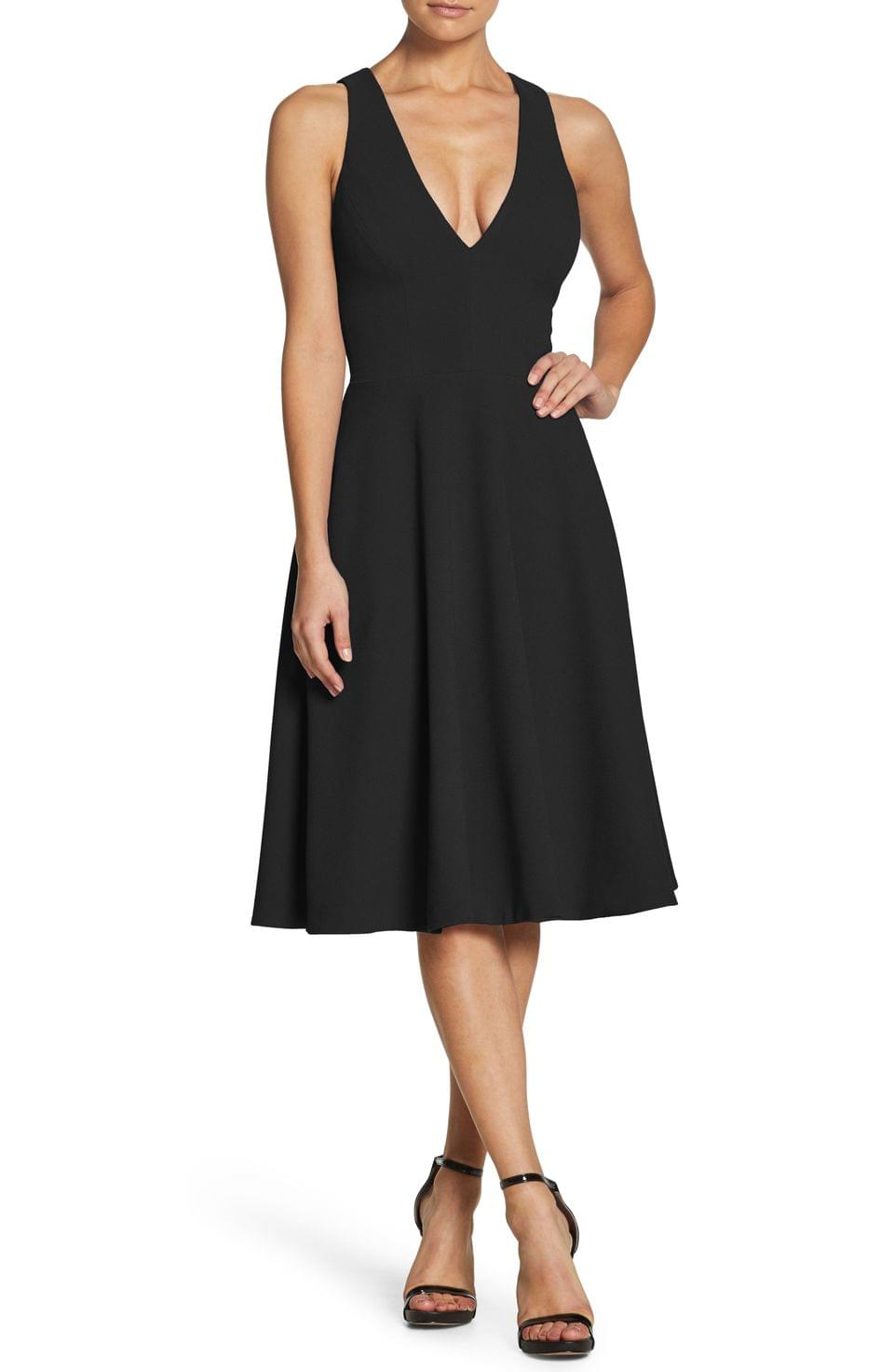 Women's Dress the Population Catalina Fit & Flare Dress