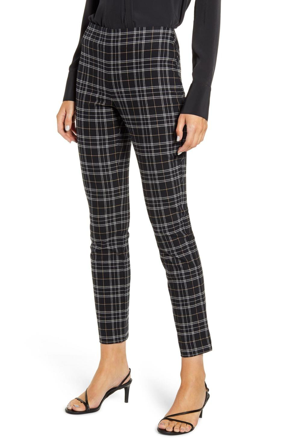 Women's Bailey 44 Jameson Plaid Skinny Pants