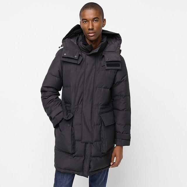 MEN Snow Peak down jacket