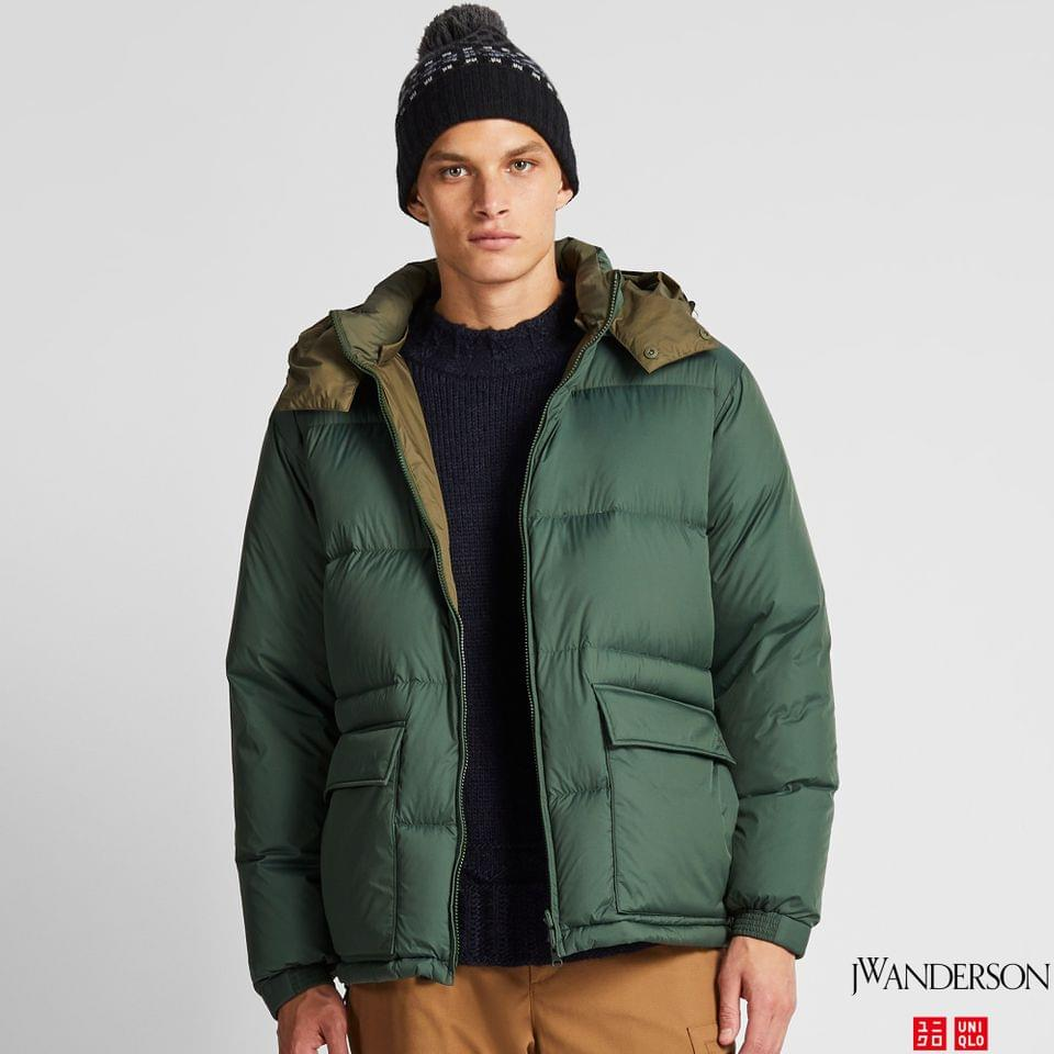 Men's MEN REVERSIBLE DOWN JACKET (JW ANDERSON)