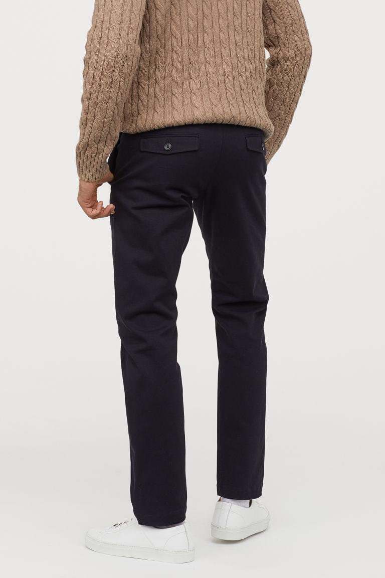 Men's Cotton Twill Chinos
