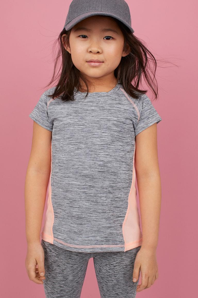Girl's Sports Top