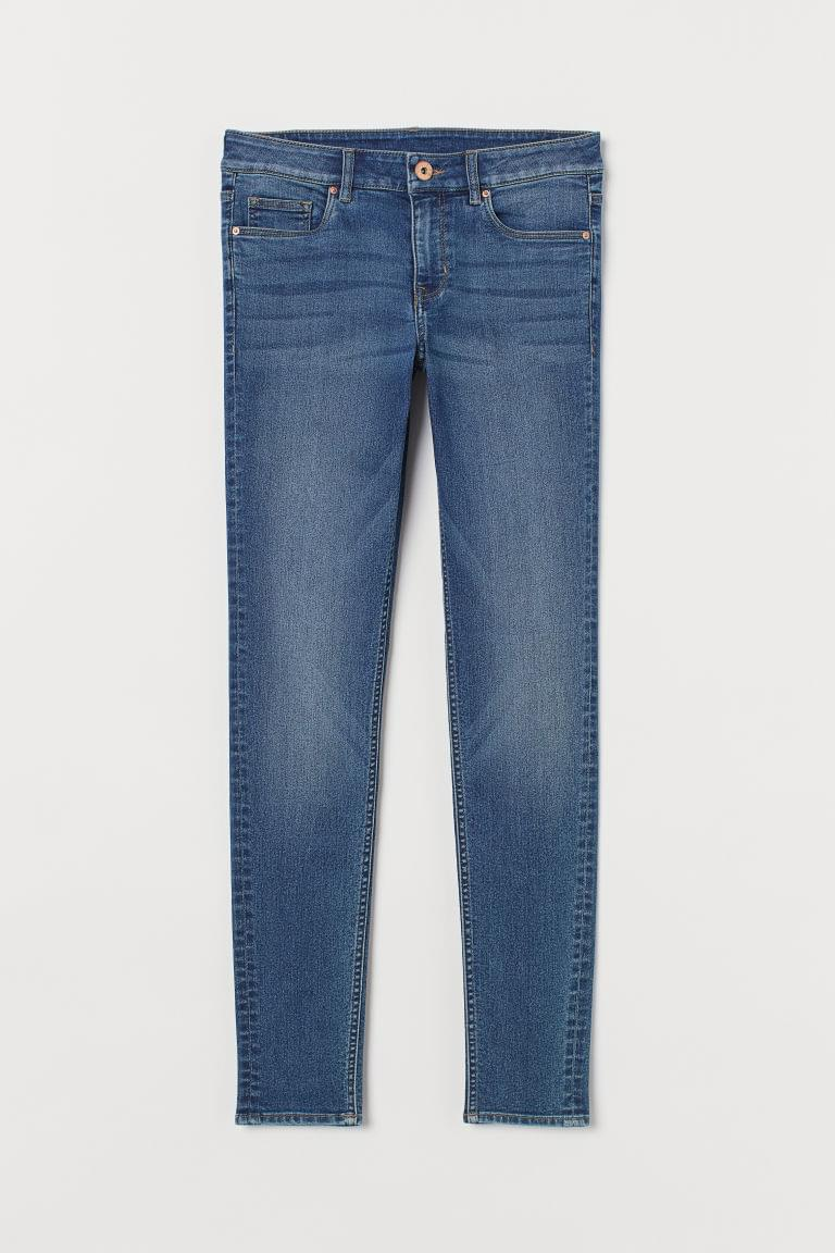 Women's Super Skinny Regular Jeans