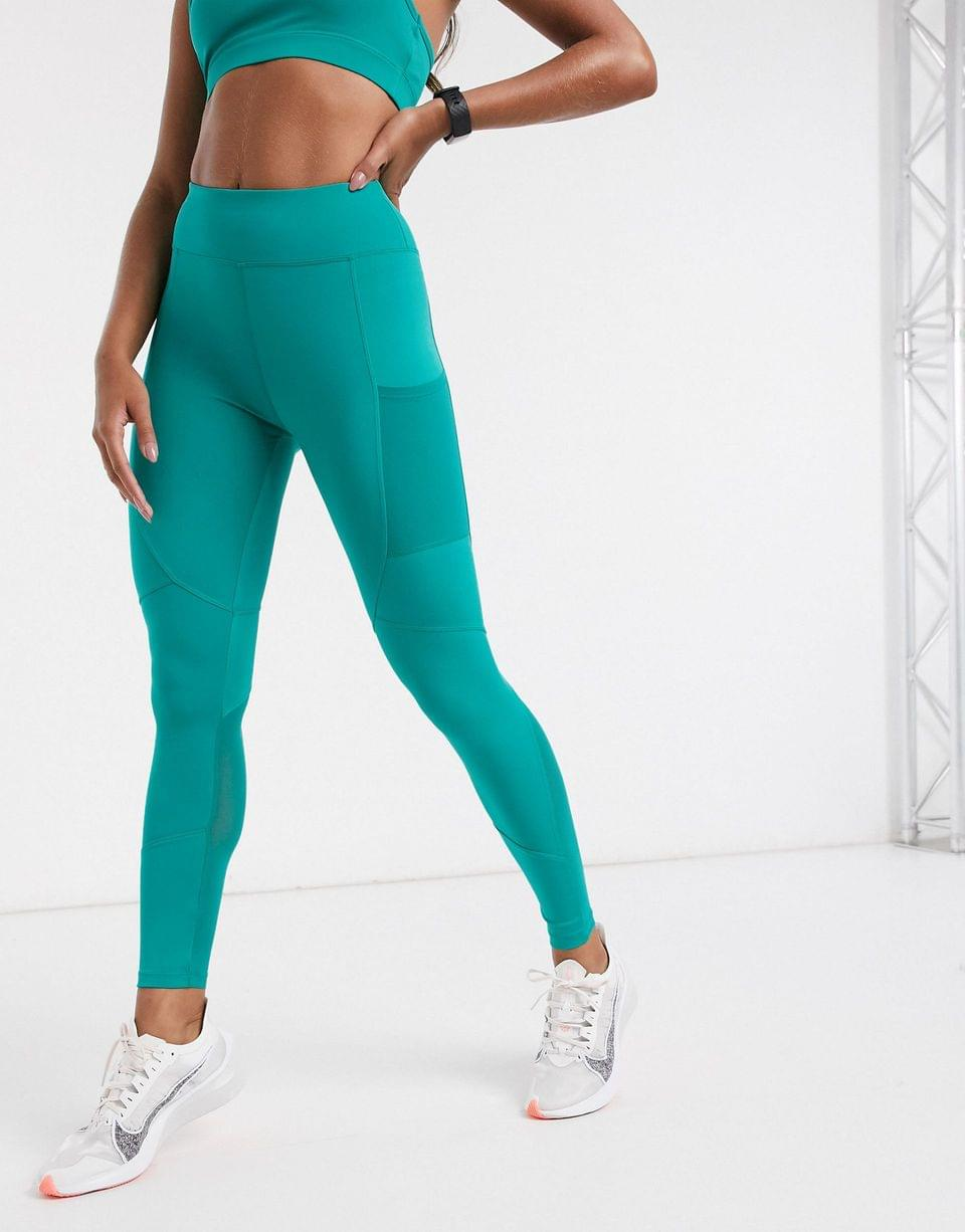 Women's 4505 icon cotton touch set in green