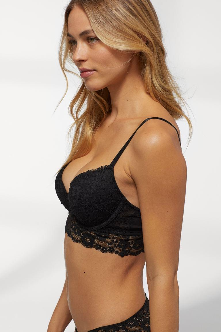 Women's Super Push-up Bralette