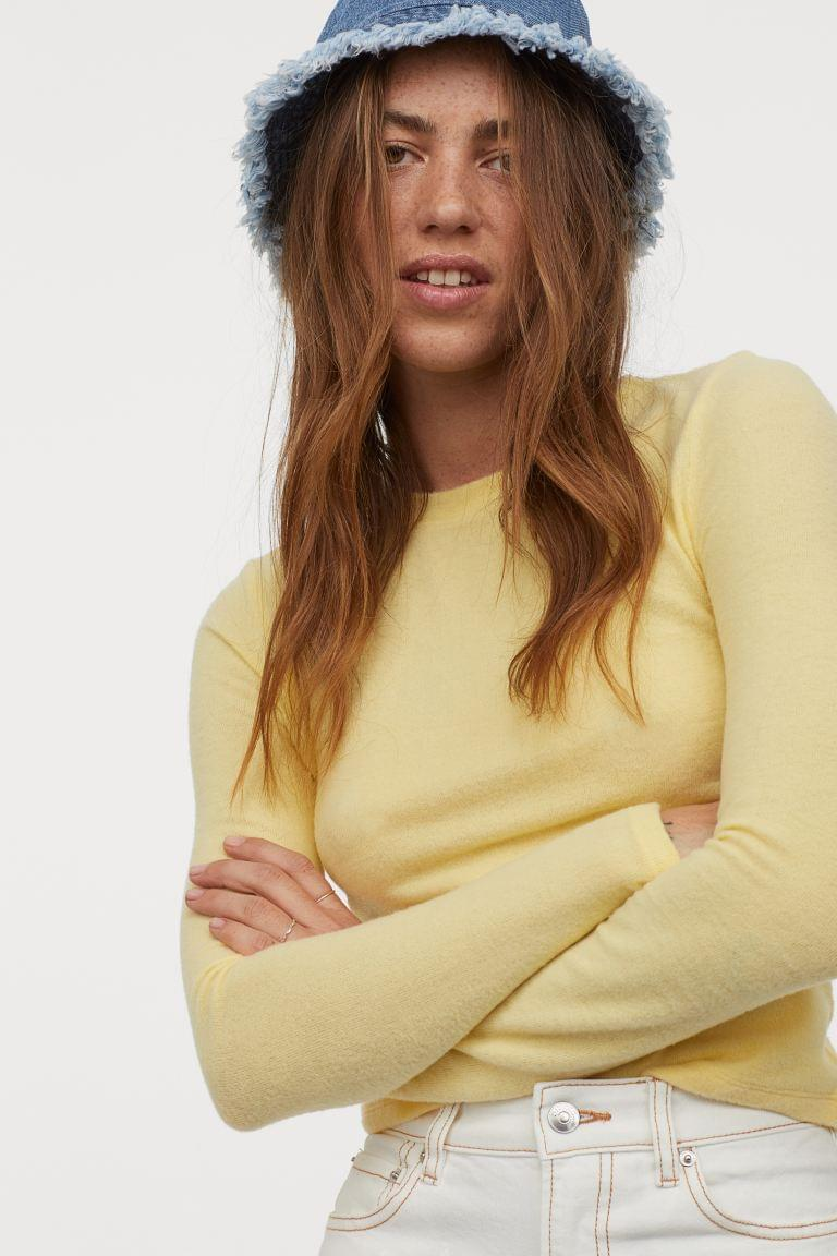 Women's Long-sleeved Top