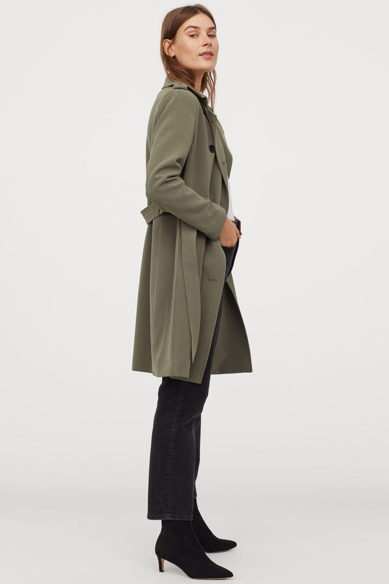 Women's Trenchcoat