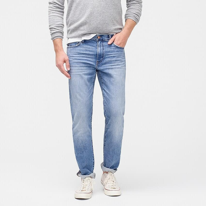 Men's 770 Straight-fit Stretch on Demand jean in Tahoe wash