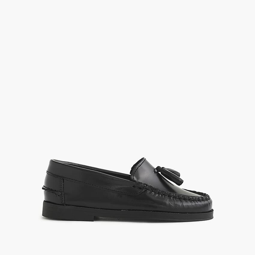 Boy's Boys' crewcuts X Childrenchic tassel-topped loafers