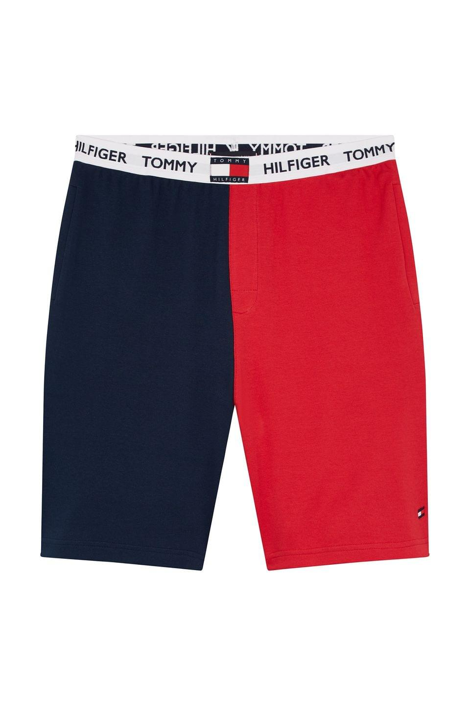 Men's Tommy Hilfiger 85 Blue Loungewear Shorts