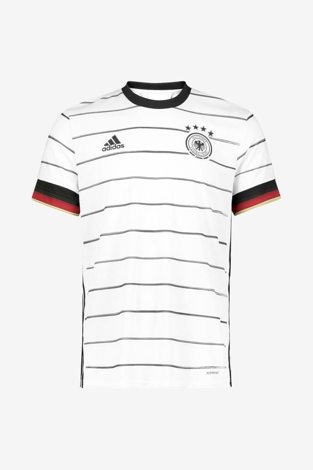 MEN adidas White Germany Home Jersey