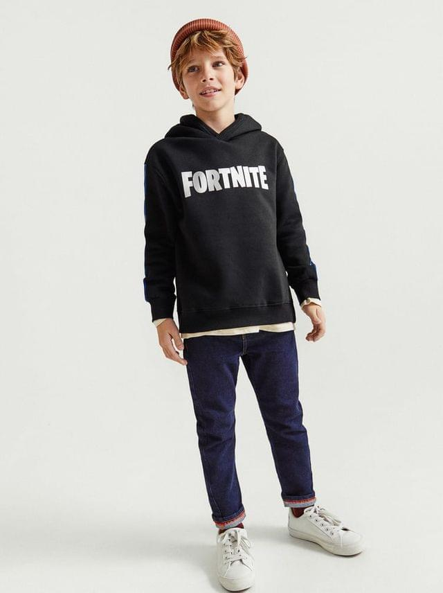 KIDS FORTNITE EPIC GAMES, INC. SWEATSHIRT