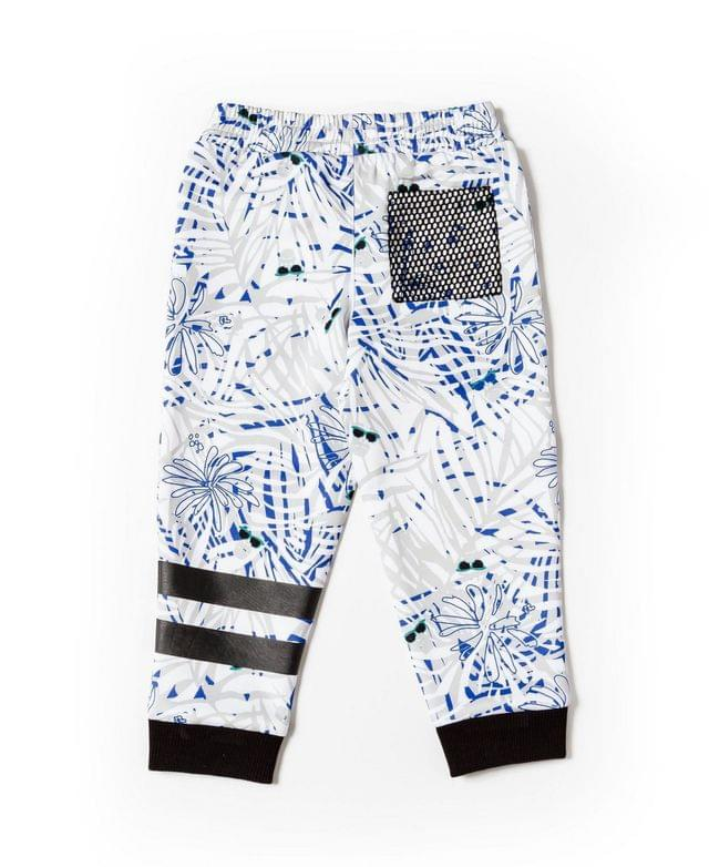 KIDS Toddler and Little Boys Camo Fern Gorilla Printed Joggers