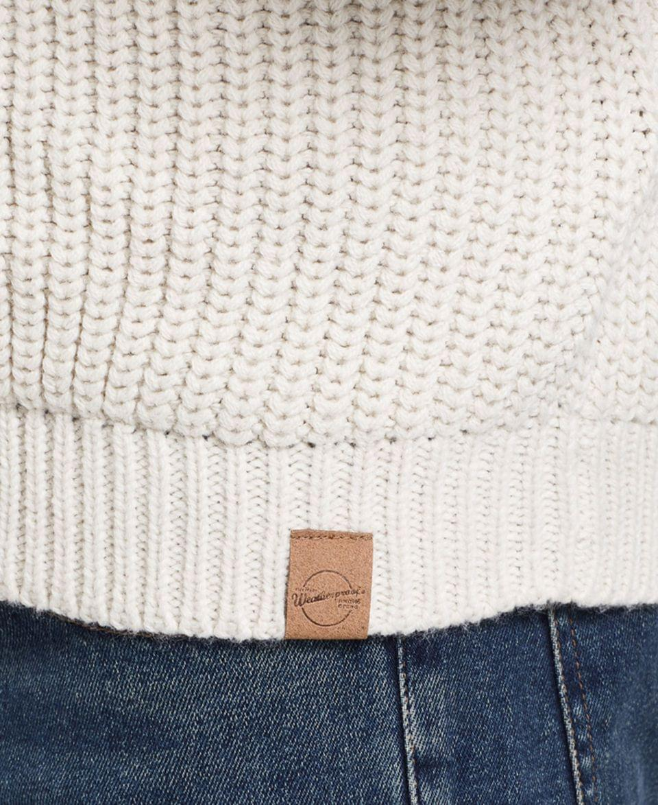 Men's Men's Ribbed Cardigan with Toggles
