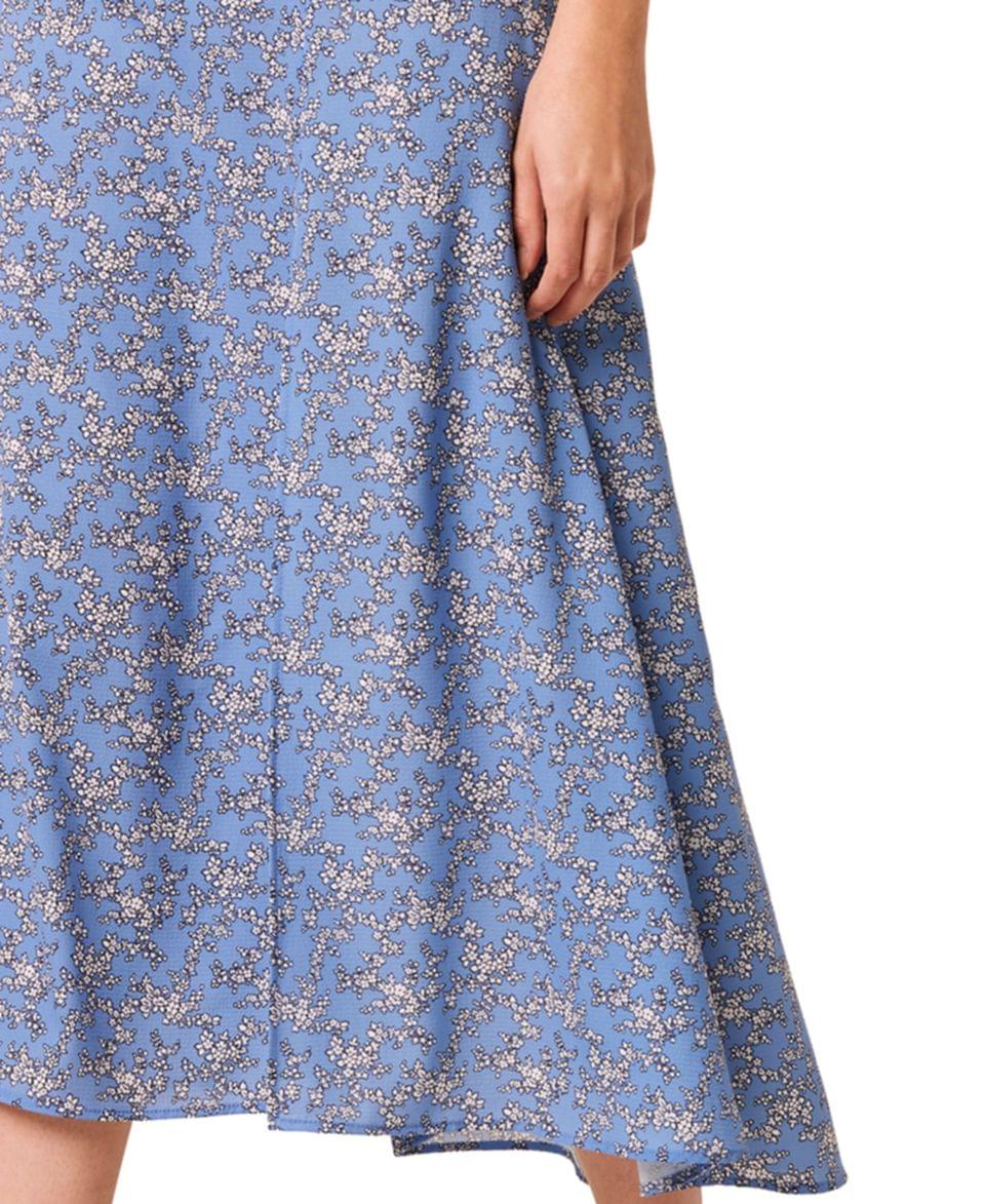 Women's Printed A-Line Skirt