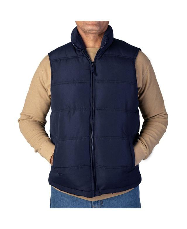 Men's Men's Double Insulated Camouflage Printed Puffer Vest