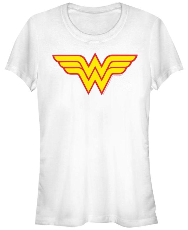 Women's DC Wonder Woman Classic Logo Women's Short Sleeve T-Shirt