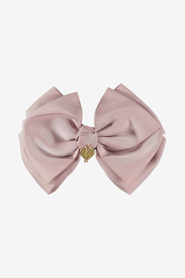 KIDS Angel's Face Pink Giant Bow