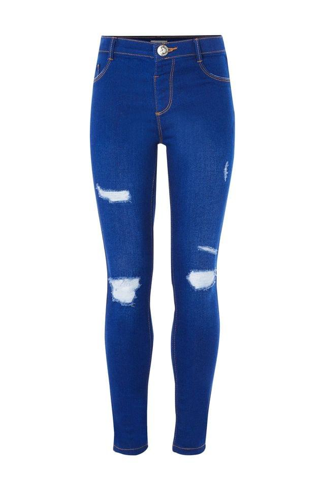 KIDS River Island Blue Destiny New Buzzy Molly Jeans