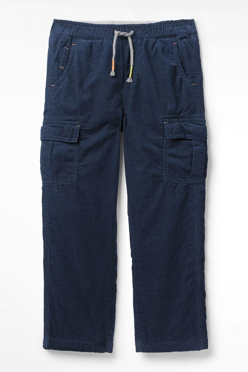 Boy's White Stuff Blue Kids Charlie Cord Trousers