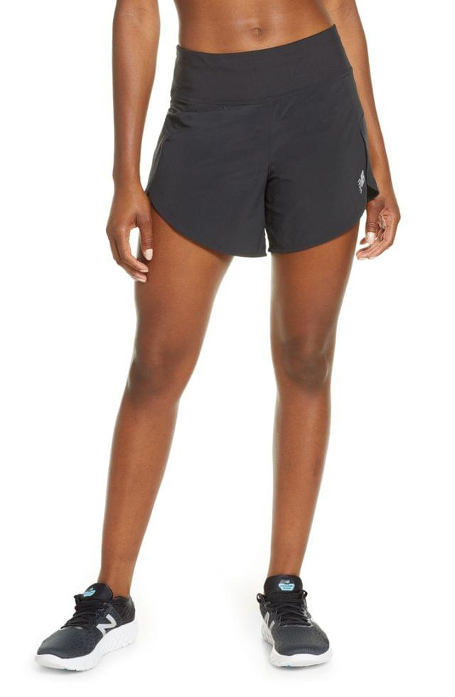 WOMEN New Balance 5-Inch Impact Running Shorts