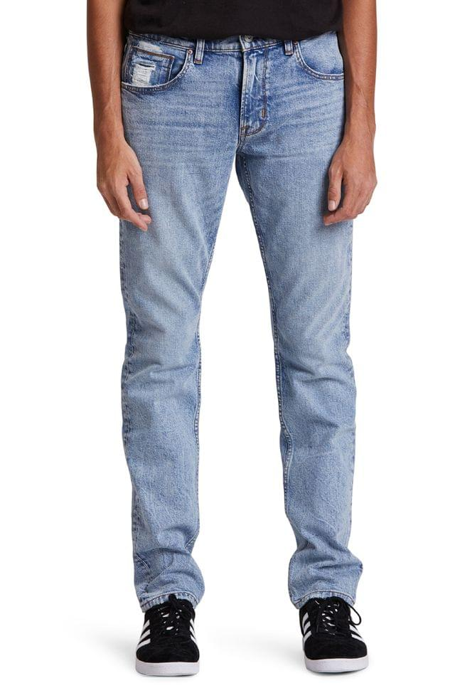 Men's Hudson Jeans Blake Distressed Slim Straight Leg Jeans (Pick-Up)