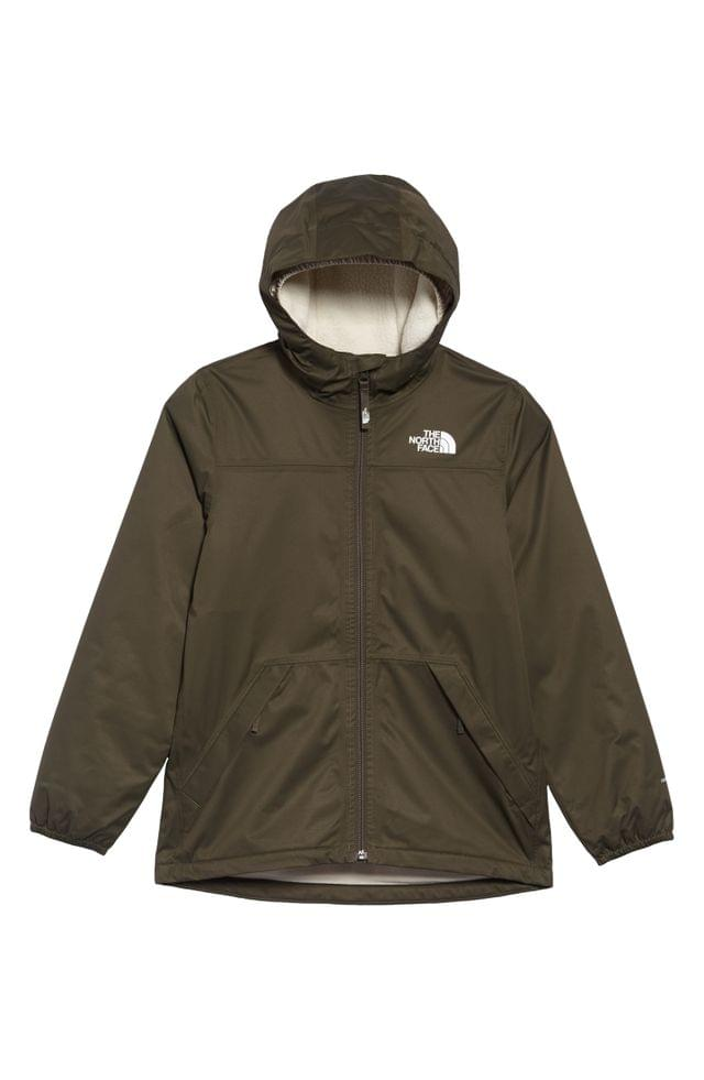 KIDSS The North Face Warm Storm Hooded Waterproof Jacket (Little Girl & Big Girl)