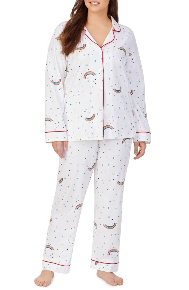 Women's BedHead Pajamas Stretch Organic Cotton Pajamas (Plus Size)