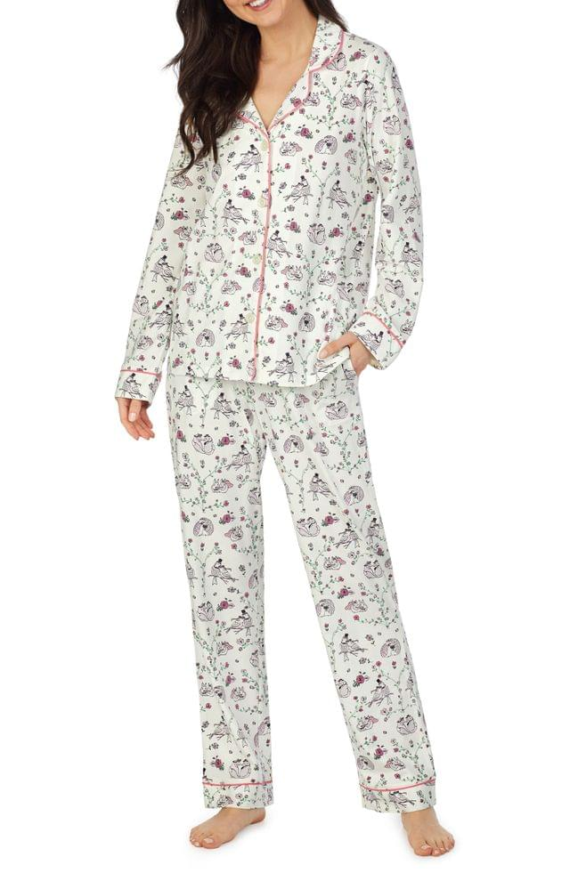 Women's BedHead Pajamas Stretch Organic Cotton Pajamas